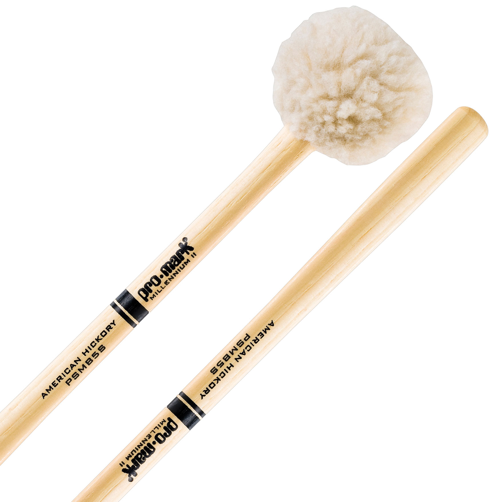 Promark Performer Series Large Puffy Marching Bass Drum Mallets