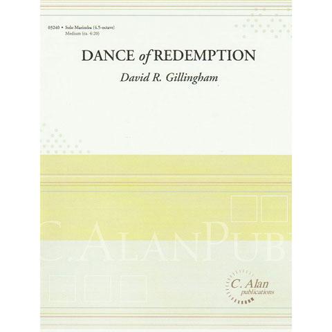 Dance of Redemption by David R. Gillingham