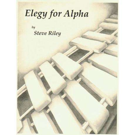 Elegy for Alpha by Steve Riley