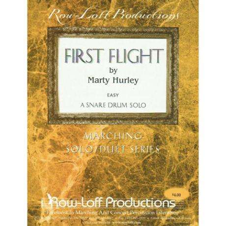First Flight Snare by Marty Hurley