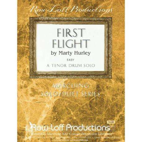 First Flight Tenor by Marty Hurley
