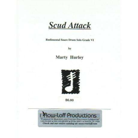Scud Attack by Marty Hurley