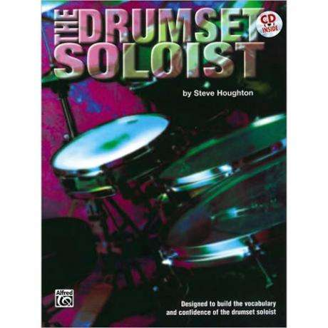 The Drumset Soloist by Steve Houghton
