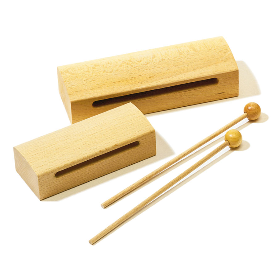 Orff schulwerk wood blocks sonor lone star percussion