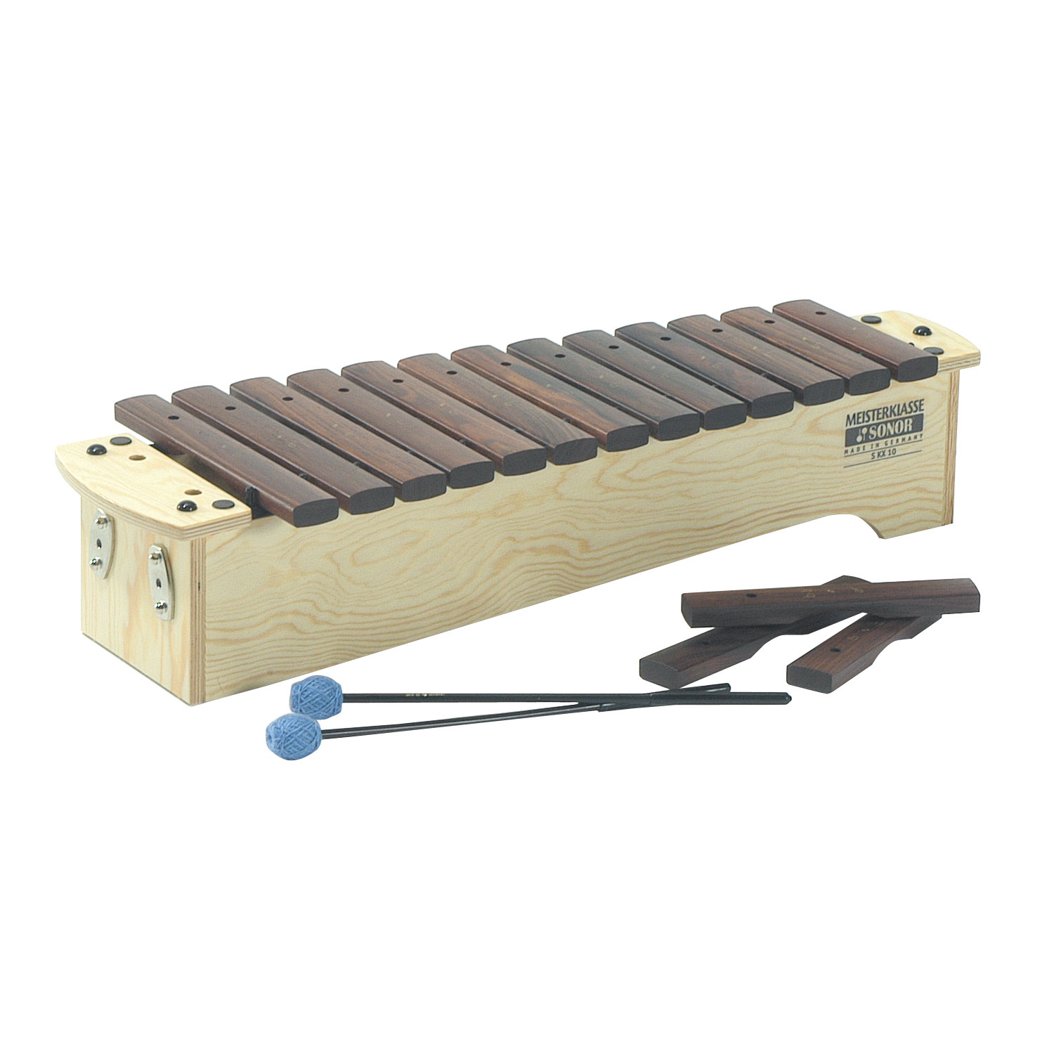 Sonor Orff Rosewood Soprano Diatonic Xylophone