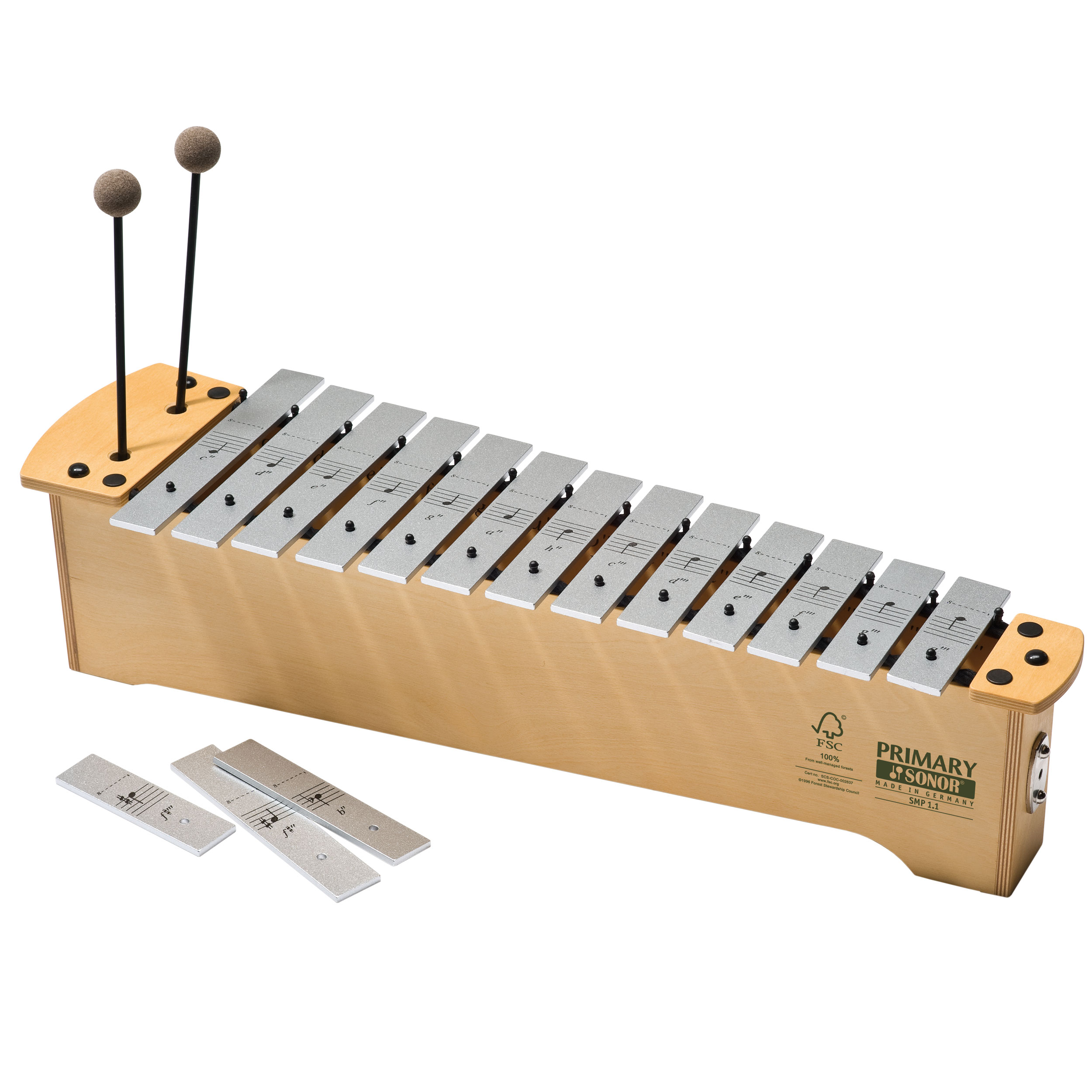 Orff Xylophones, Orff Bells, Orff Metallophones | Lone Star Percussion