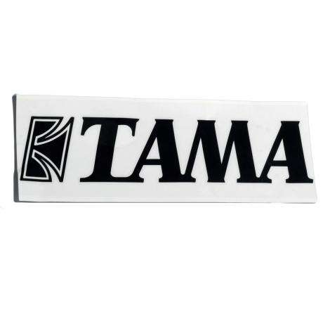 Tama Black Logo Decal for 24
