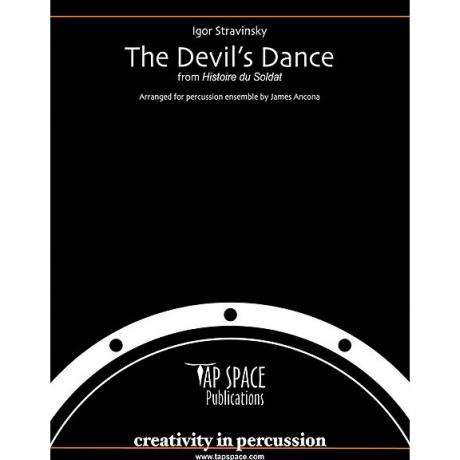The Devil's Dance by Stravinsky arr. James Ancona