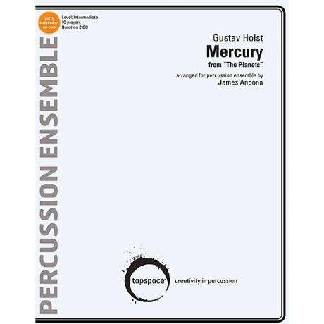 Mercury from 'The Planets' by Gustav Holst arr. James Ancona