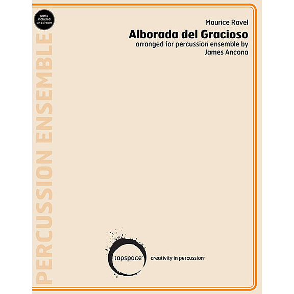 Alborada del Gracioso by Maurice Ravel arr. James Ancona