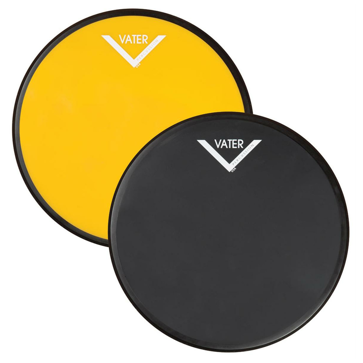"""Vater 12"""" Double-Sided Practice Pad"""