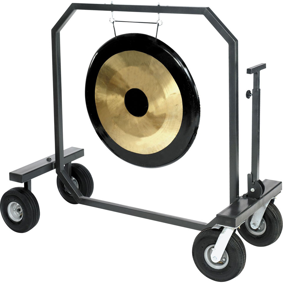 Gong Stand Designs : Gong stands square round rolling lone star percussion