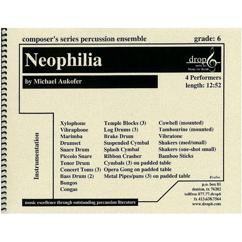 Dating a neophiliac