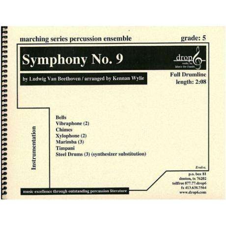 Symphony No. 9 by Beethoven arr. Wylie