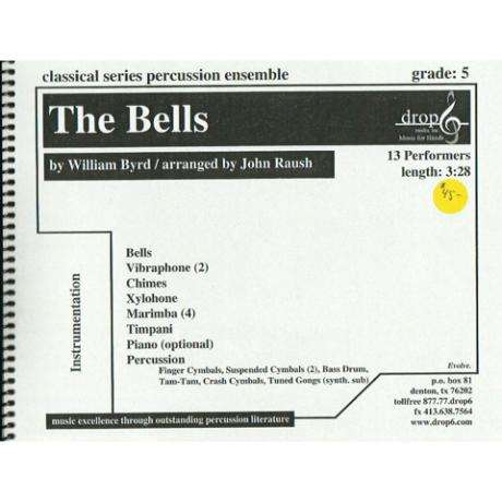 The Bells by William Byrd arr. Raush