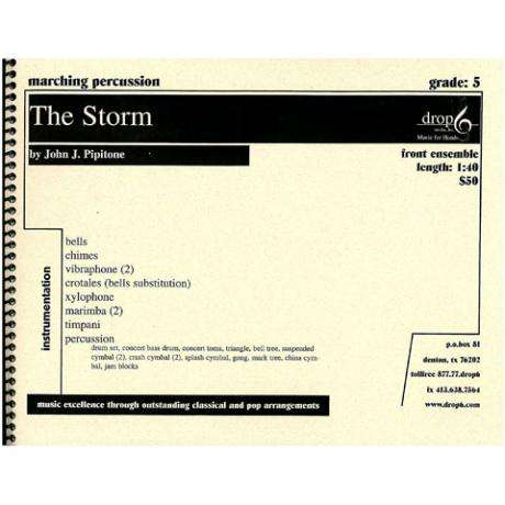 The Storm by J. J. Pipitone