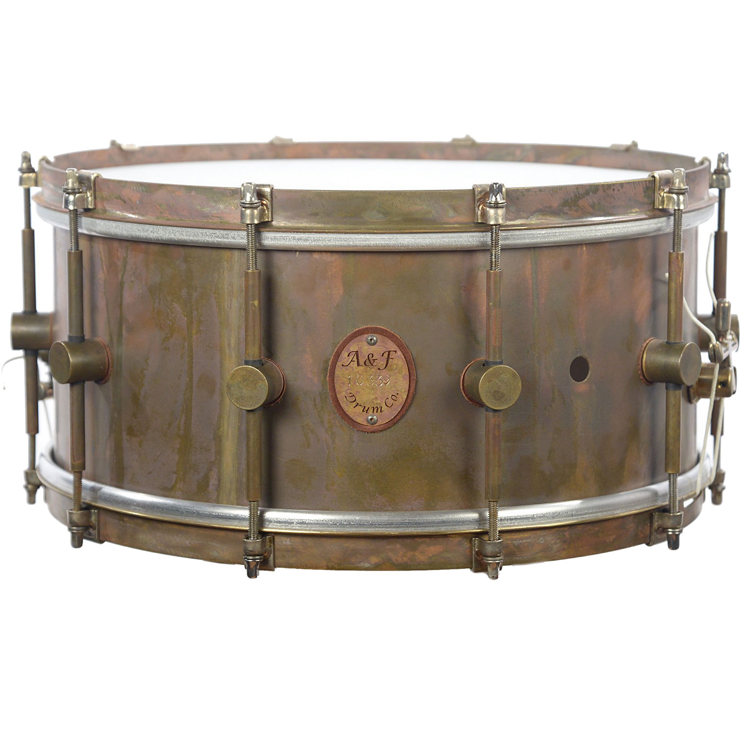 "A&F Drum Co. 6.5"" x 14"" Standard Snare Drum"