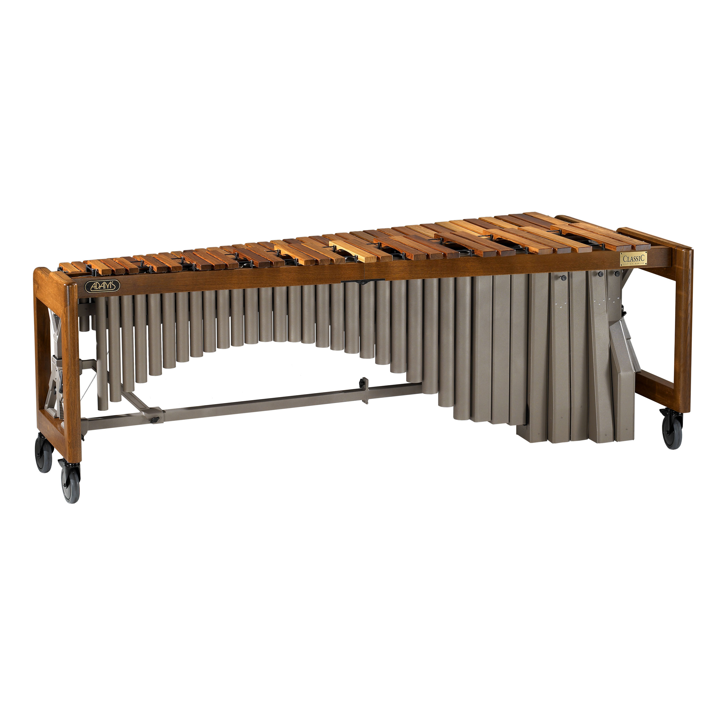Adams 5.0 octave Rosewood Artist Classic Marimba with Voyager frame
