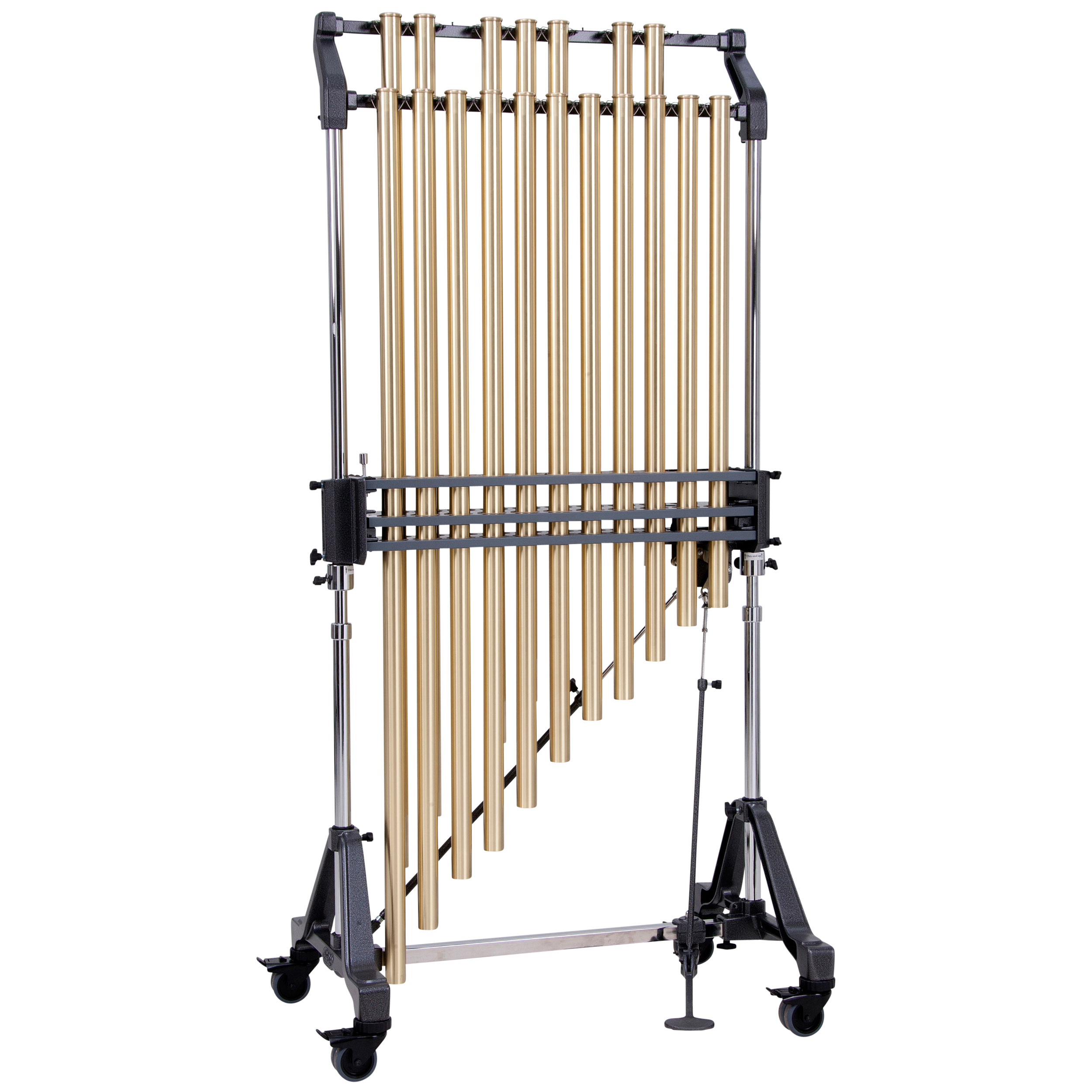 Adams BK5203S concert chimes, tubular bells, adams, majestic lone star percussion  at n-0.co