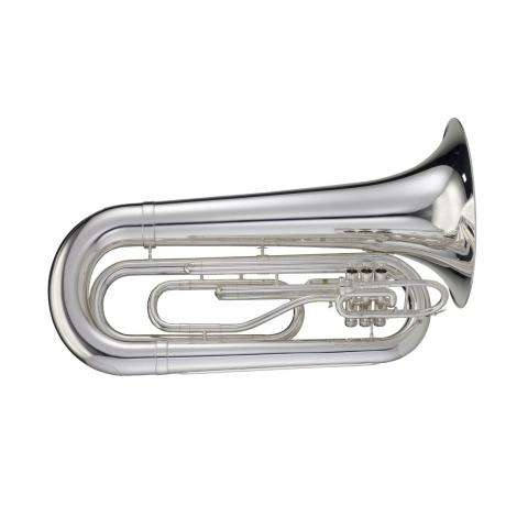 Adams Marching Brass Series Bb Tuba with Case