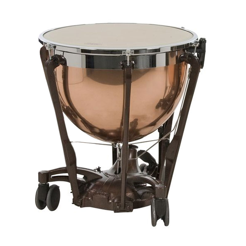 adams 29 polished copper professional generation ii timpani p2kg29