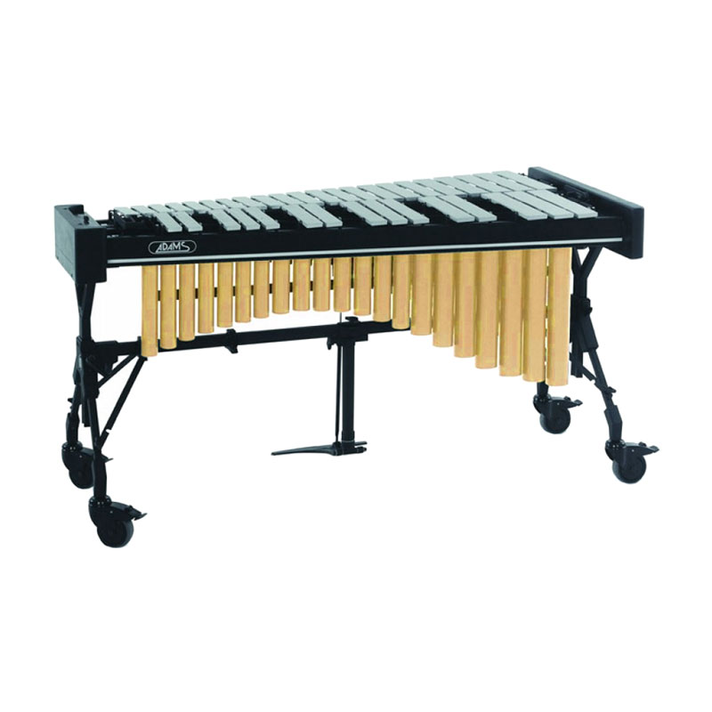 Adams 3.0 Octave Concert Series Vibraphone with Gold Bars, Voyager Frame and Motor