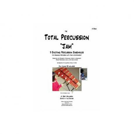 Total Percussion Jam Ensembles by Gary Mallinson