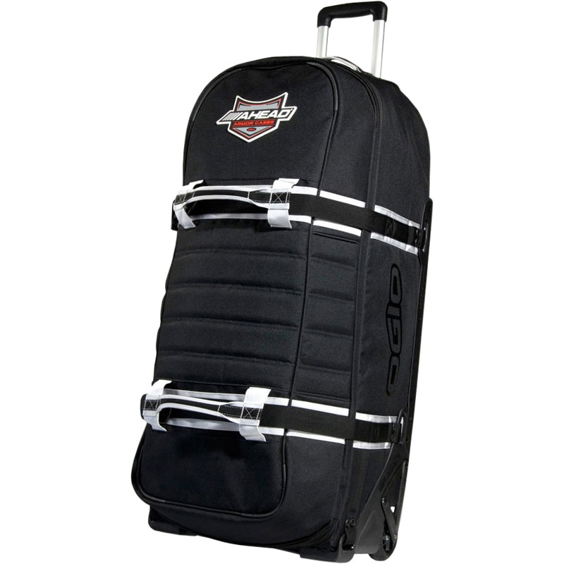 "Ahead Armor 48"" x 16"" x 16"" Ogio Sled Hardware Bag w/ Wheels & Pull-Out Handle"