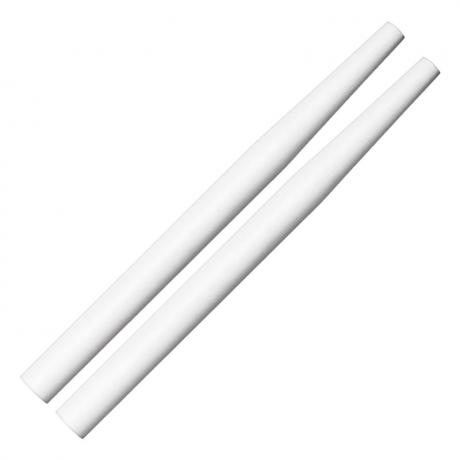 Ahead Replacement Covers for White Marching Snare Sticks