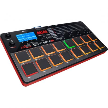 Akai Professional 16-Pad MPX16 Sample Recorder and Player
