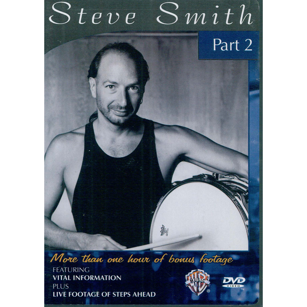 Part Two DVD - Steve Smith