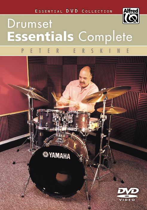 Drum Set Essentials Complete DVD - Peter Erskine