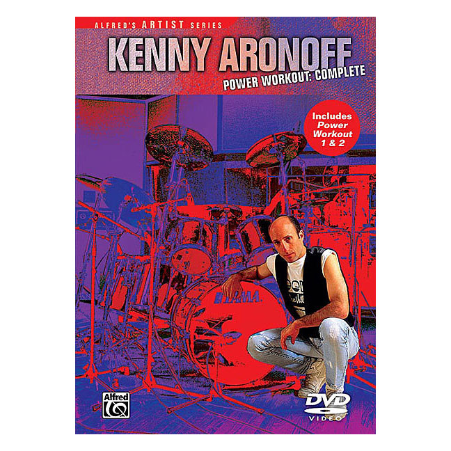 Power Workout DVD - Kenny Aranoff