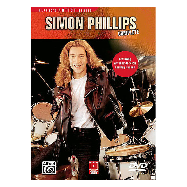 Complete DVD - Simon Phillips