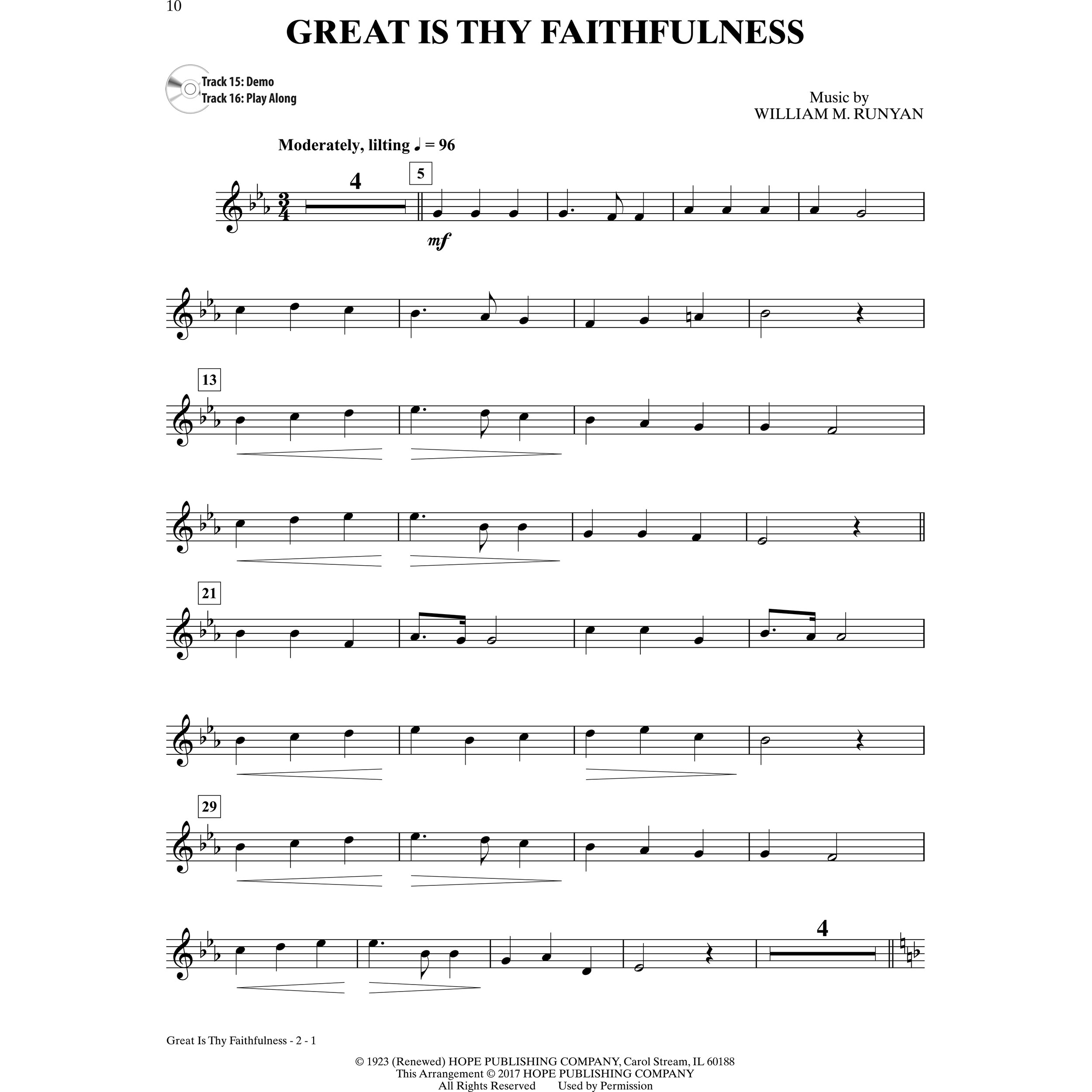 Favorite Hymns Instrumental Solos for Mallet Percussion