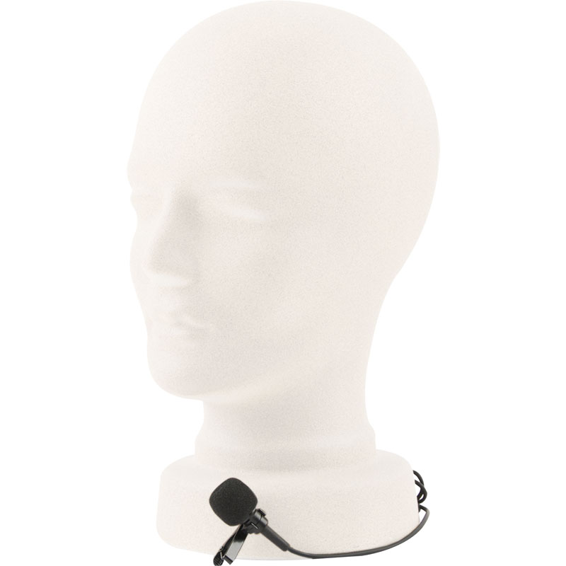 Anchor Audio Lapel Microphone (TA4F Connector)
