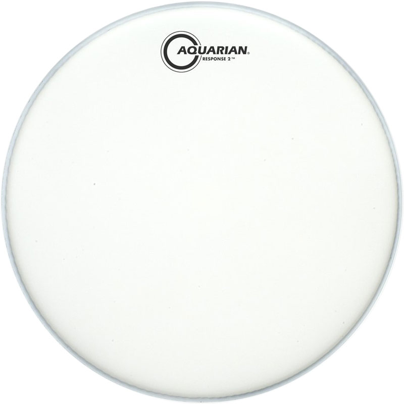 "Aquarian 10"" Response 2 Coated Tom Head"