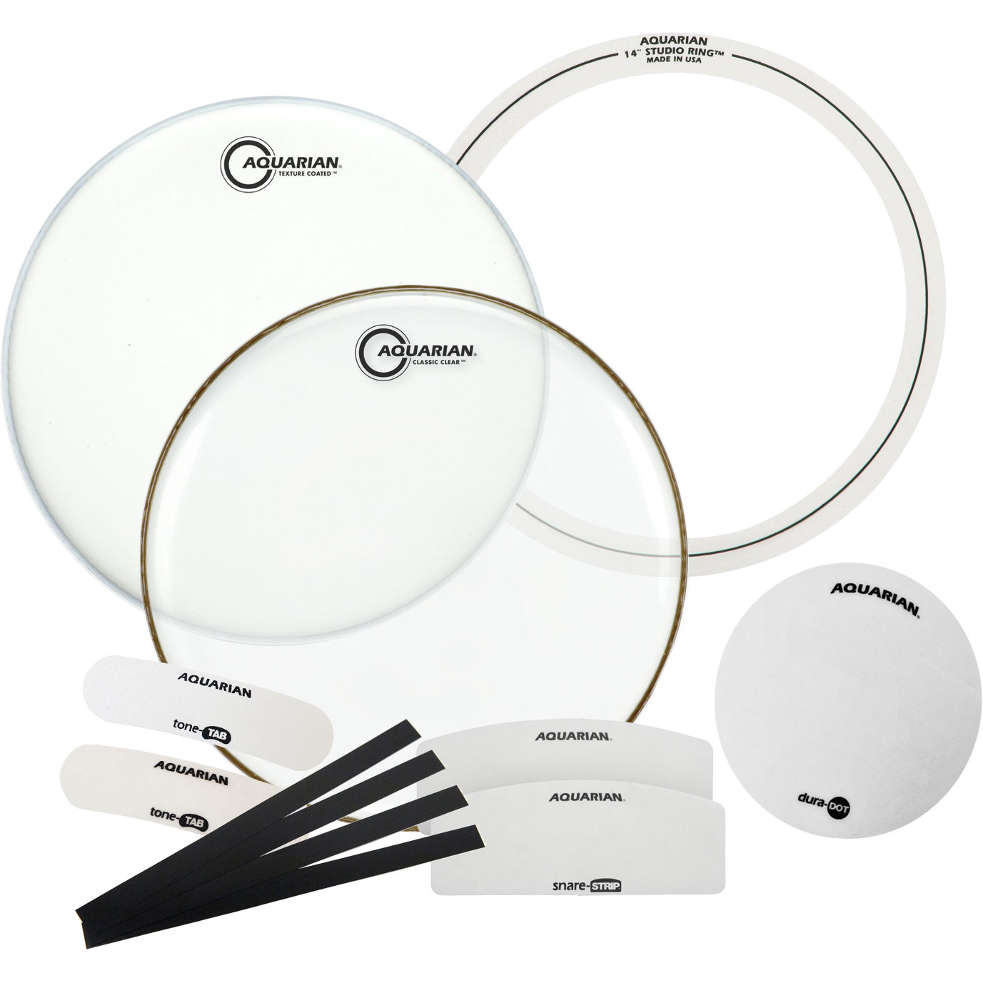 Aquarian Ultimate Snare Drum Tune Up Kit