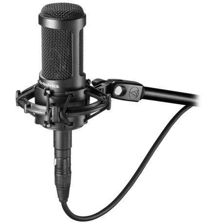 Audio-Technica Large Diaphragm Condenser Microphone