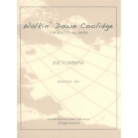 Walkin' Down Coolidge by Joe Tompkins
