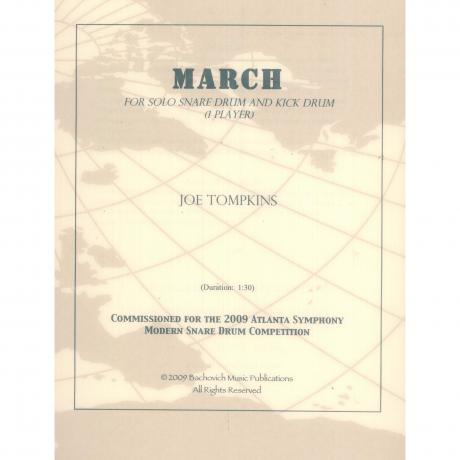 March by Joe Tompkins
