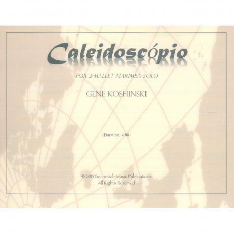 Caleidoscopio by Gene Koshinski
