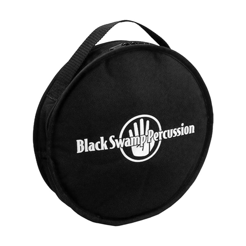 "Black Swamp 12"" Tambourine Bag"