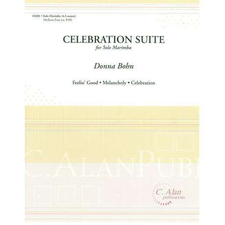 Celebration Suite by Donna Bohn