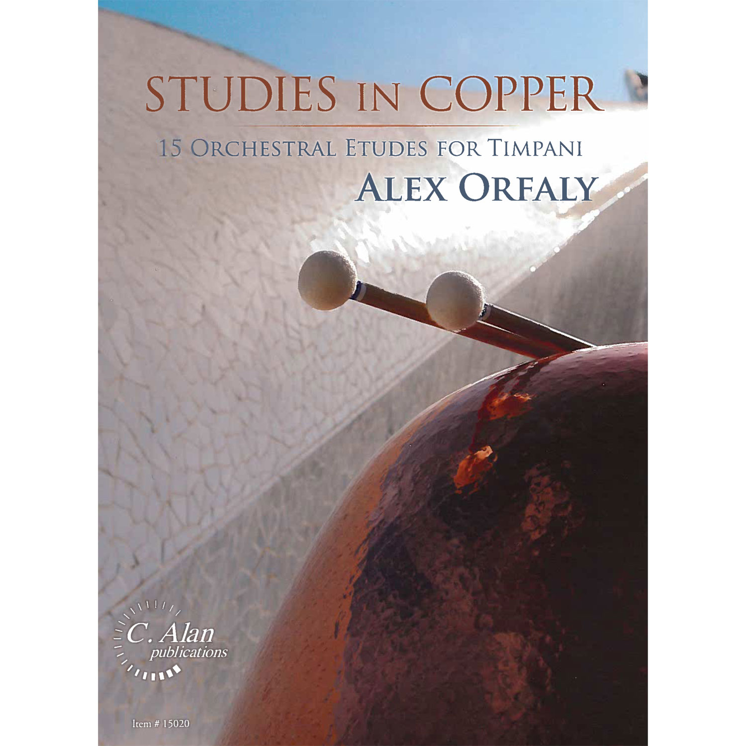 Studies in Copper by Alex Orfaly