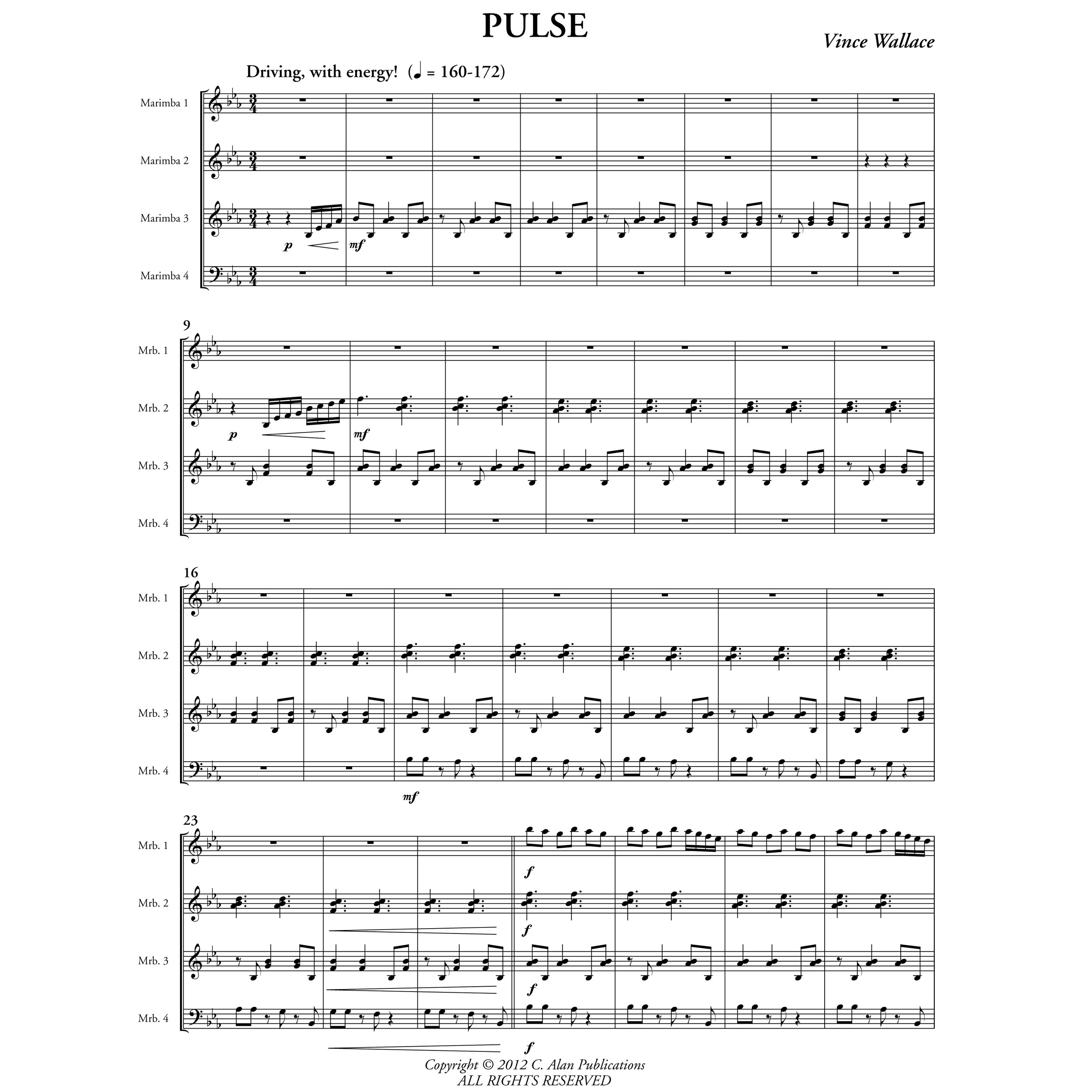 Pulse by Vince Wallace