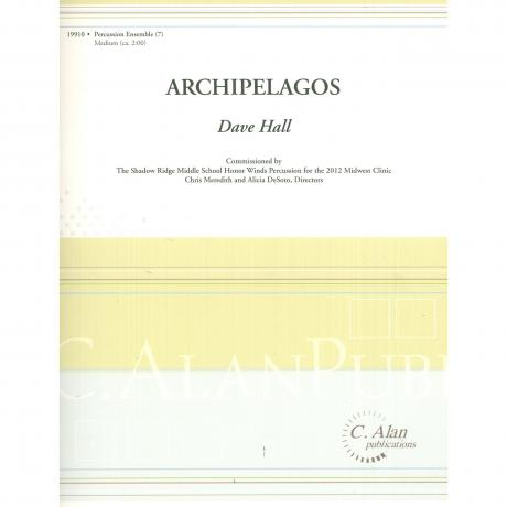 Archipelagos by Dave Hall