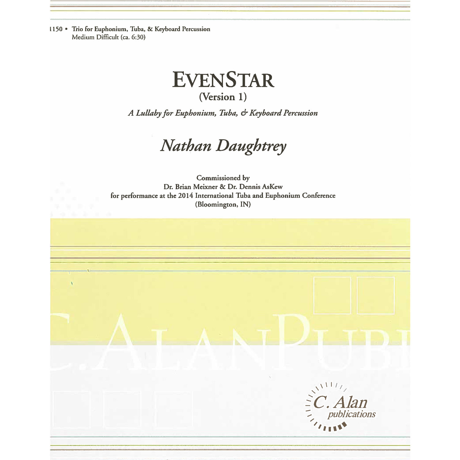 EvenStar (Version 1) by Nathan Daughtrey