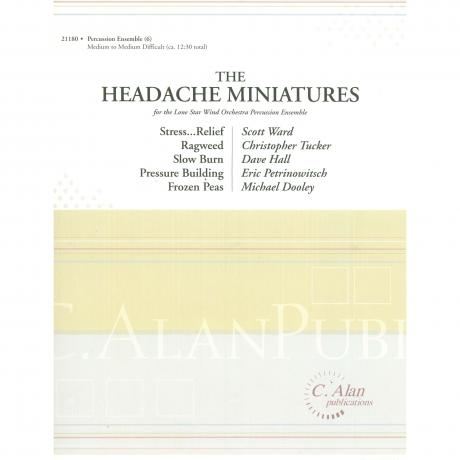 Headache Miniatures by Ward, Petrinowitsch, Hall, Tucker, and Dooley