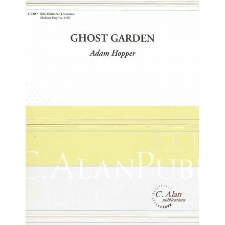 Ghost Garden by Adam Hopper